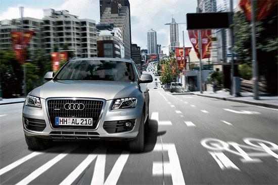 Автомобиль Audi Q5