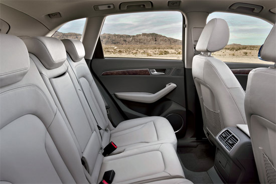 Авто Audi Q5