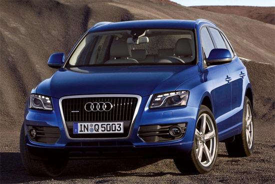 Audi Q5 характеристики