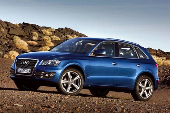 Audi Q5 размеры
