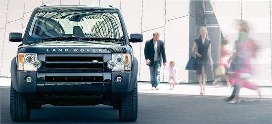 Краш тест Land Rover